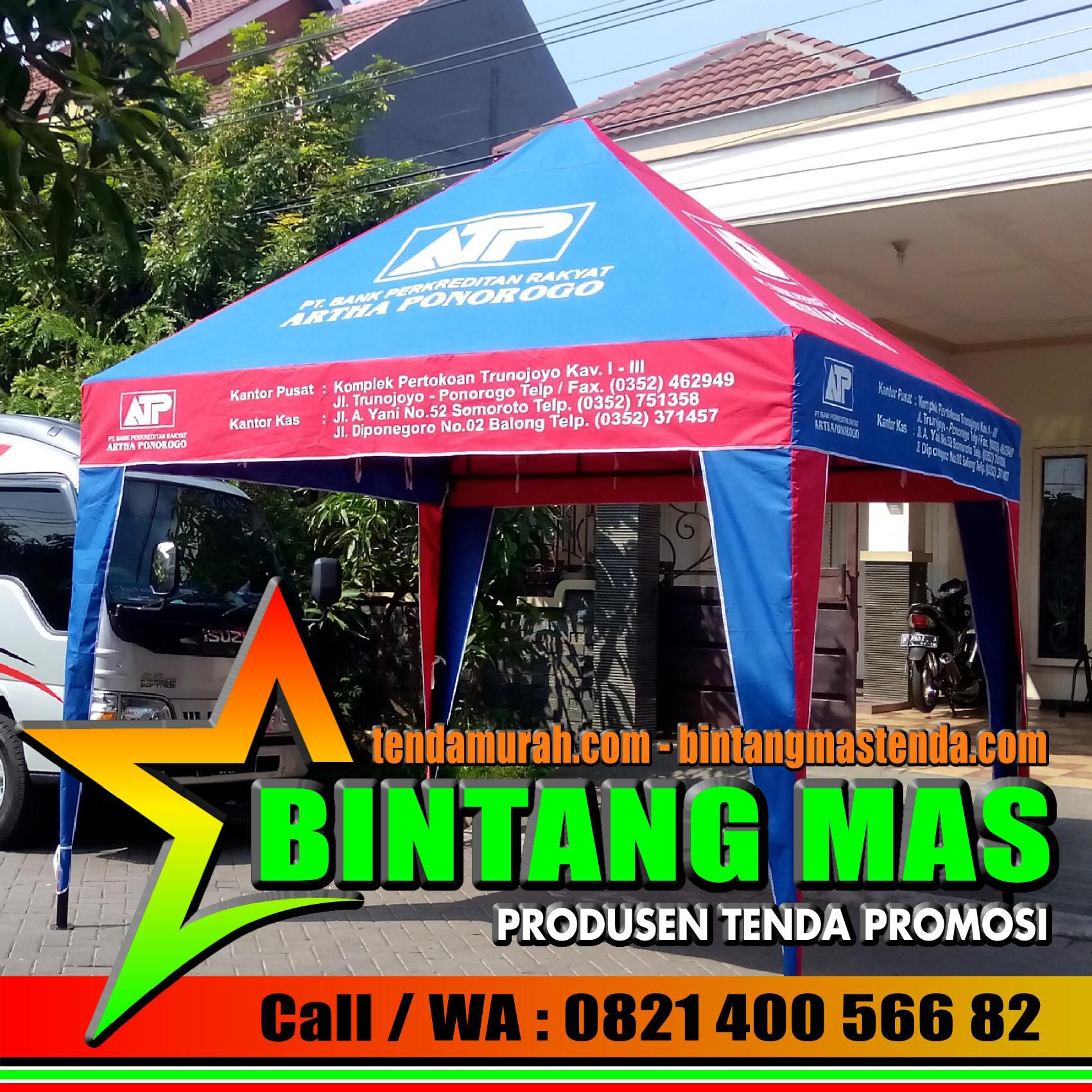 JUAL TENDA CAFE MURAH